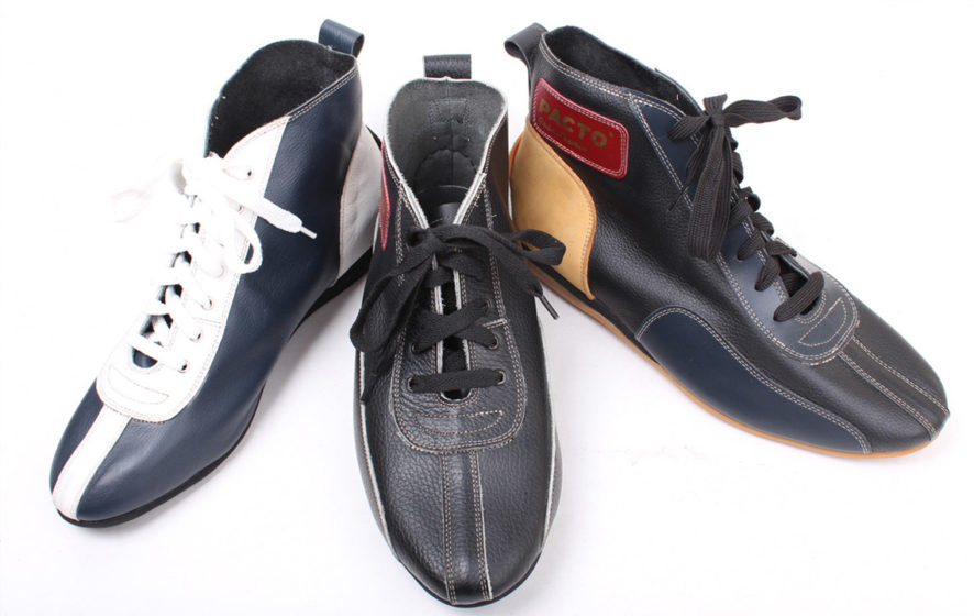 PACTO Racing Shoes for Car Racing