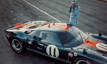 A Le Mans Winner!
