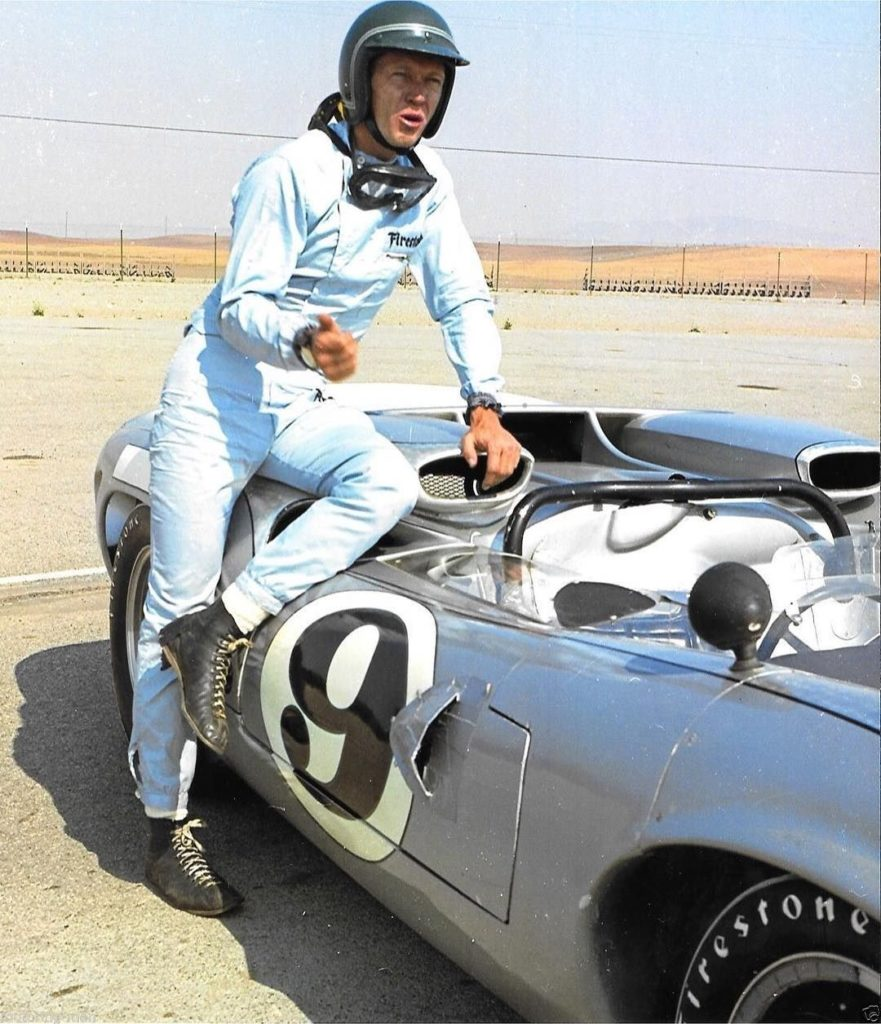Steve McQueen Driving Boots