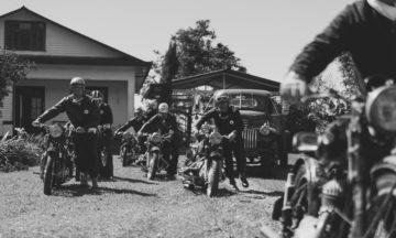 ISDT 1950 & PACTO Helmets