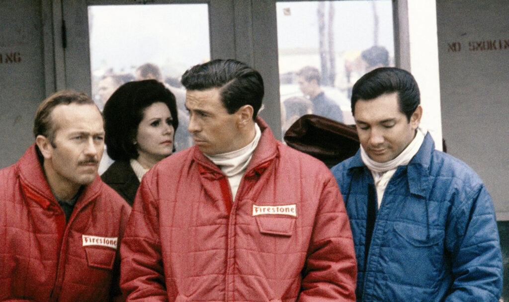 Jim Clark's Jacket