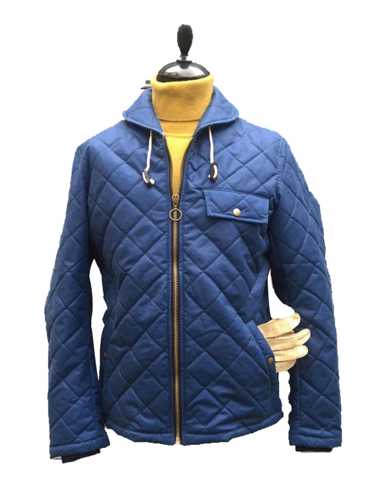 Grand Prix Quilted Jacket